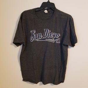 San Diego Short Sleeve T Shirt